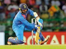 Mentor not surprised at Karthik's power-hitting