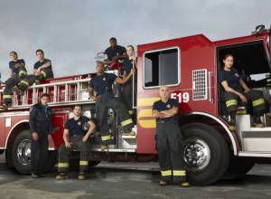 'Station 19' brings fire to Shondaland