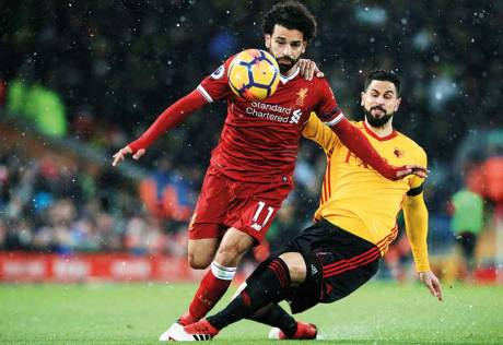It is not inevitable Salah will leave Liverpool