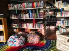 24/7 unmanned bookshop in the city