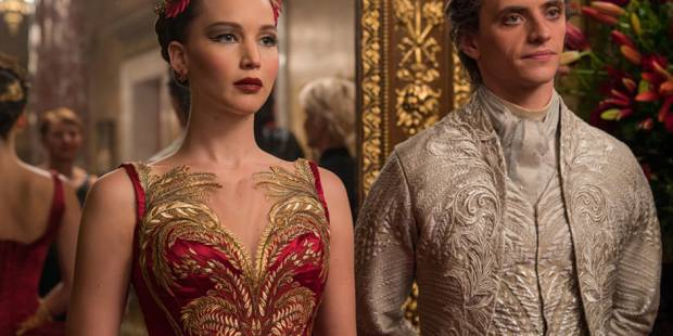 'Red Sparrow' movie review
