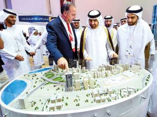 Sharjah realty boom is taking off