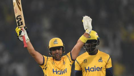 Pictures: Peshawar Zalmi reach PSL final