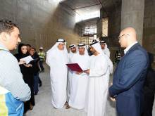 Complete library on time: Dubai civic chief