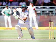 Composed Elgar leads South Africa on Day 1