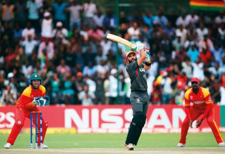 UAE crush Zimbabwe's World Cup hopes