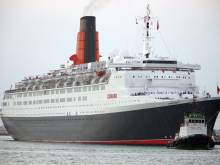 QE2 liner readied as new tourist spot in Dubai