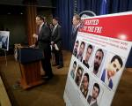 10 Iranians charged in 'massive hack attacks'