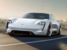 Look: Latest Porsche Mission E photos