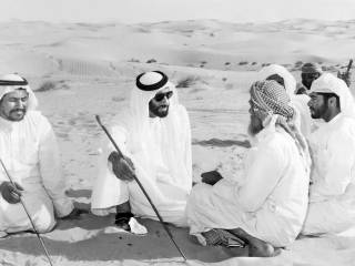 'Zayed, the best treasure God has given us'