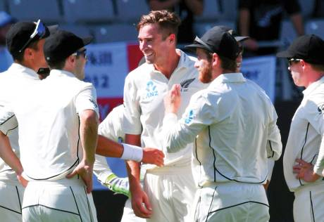 Southee eager to make hay while the sun shines
