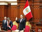 Peru leader vows to fight graft 'at any cost'