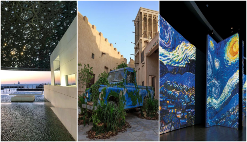 11 cool things to do in UAE this week