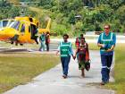 PNG struggles to help quake victims