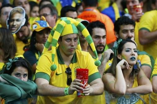 Brazil's perfect chance for revenge on Germany
