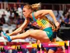Pearson battles injury to make Games hurdles