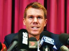 Warner resigned to never playing for Australia