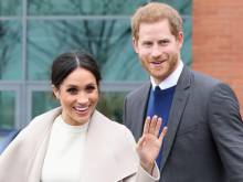 Harry, Meghan pick out wedding flowers