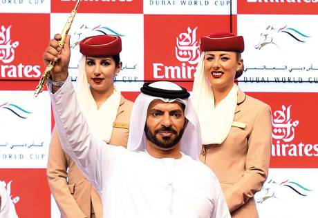 Mum is the word for Saeed Bin Surour