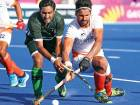 Spirited Pakistan hold India to a 2-2 draw