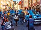 Car drives into Germany crowd, 4 dead