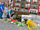 Police stumped by motives of Germany attacker