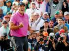 All smiles for Reed after Masters win
