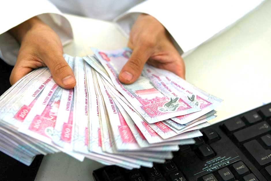 UAE Dirhams