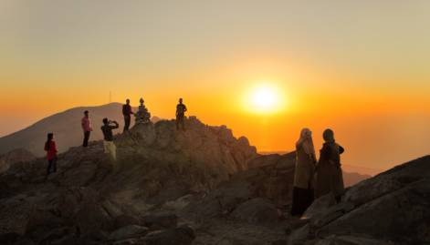 Jebel Jais: Mighty and magnificent