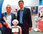 SoftBank Pepper robot available for B2B in UAE
