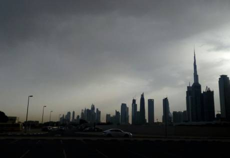 Weather: Early morning drizzle in Dubai