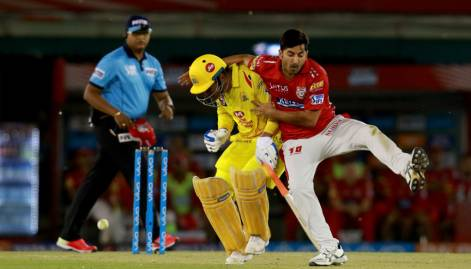 IPL 2018-Kings XI Punjab vs Chennai Super Kings