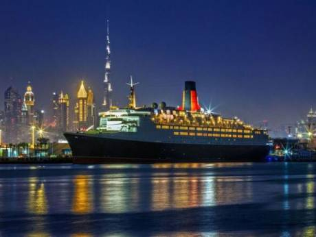 Look: Inside Queen Elizabeth 2, Dubai's new floating hotel