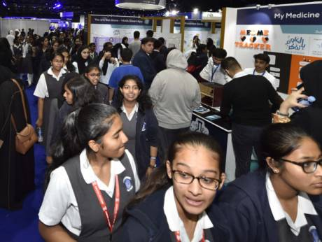 Student projects at science fair solve everyday problems