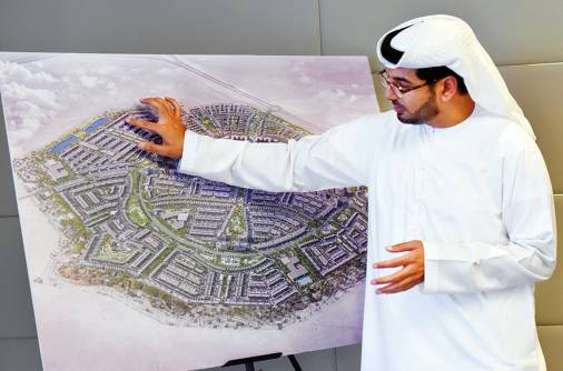 Aldar launches Dh10b mixed-use development