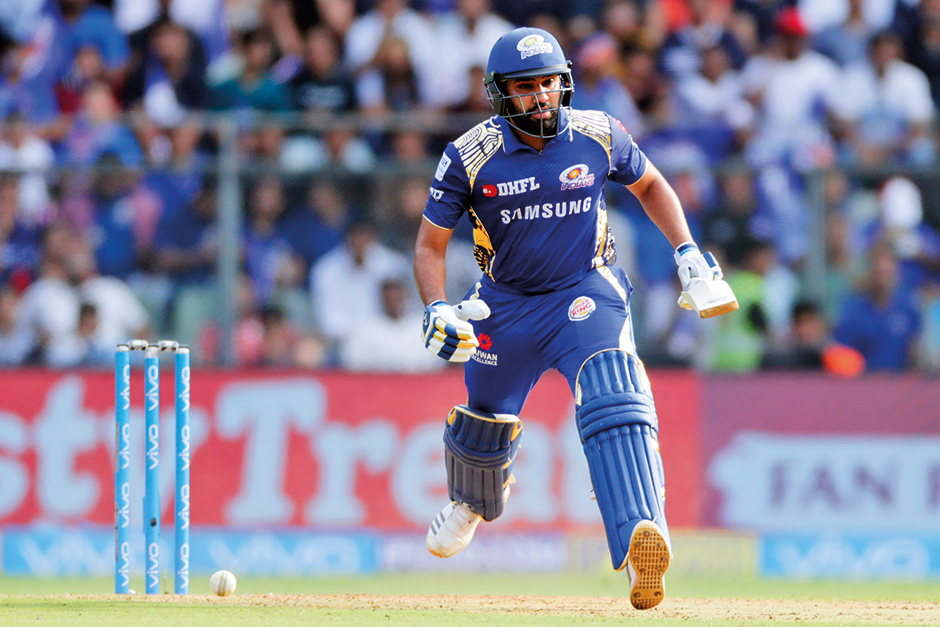 IPL 2018: Rohit Sharma sets many records with his 94 against Bangalore