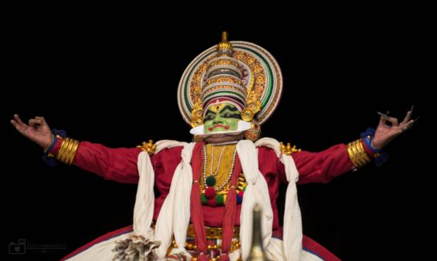Kathakali: Storytellers through dance