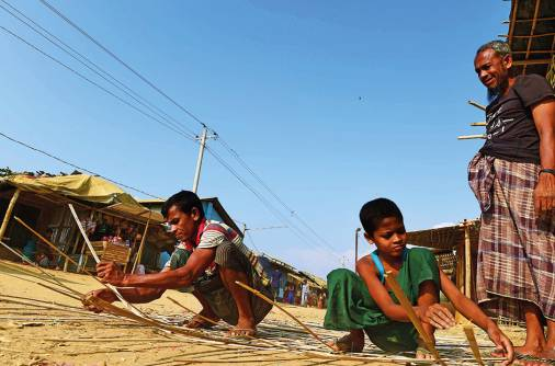 Flawed deal offers no way back for Rohingya