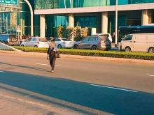 Pedestrian crossing needed in Business Bay