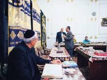 In Bukhara, a diminishing Jewish community
