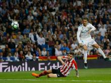 Late Ronaldo goal rescues draw for Real Madrid