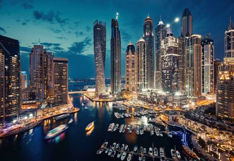 The UAE: An emerging hub for the super-rich
