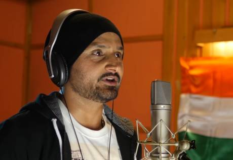 Watch: Harbhajan Singh spins a new tune