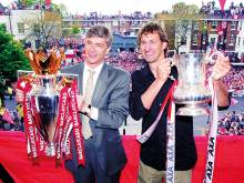 Wenger lost his touch but kept his values