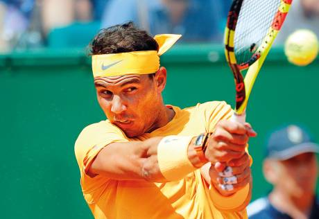 Nadal brushes aside Dimitrov to make final