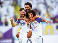 Al Ain show who are The Boss