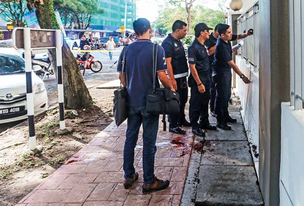 Palestinian lecturer shot dead in Malaysia