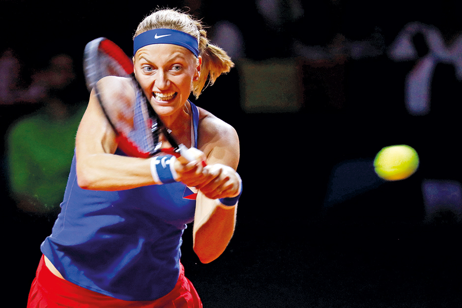 Fed Cup: Czech Republic will host U.S.  in the final