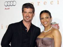 Paula Patton ghost wrote for Robin Thicke