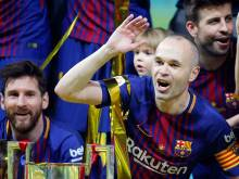 Iniesta on a high after Champions League low